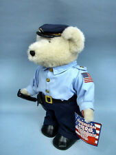 Dan Dee Police Chief Singing Bear - American Hero Series - All Original