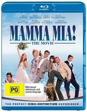 Mamma Mia! (Blu-ray, 2008) - New and Sealed