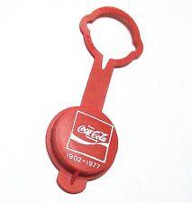 Coca-Cola Bottle Cap Flaschen Verschluss Flaschenverschluss USA 1970er rot