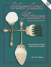 Silverplated Flatware, An Identification and Value Guide, 4th Revised-ExLibrary