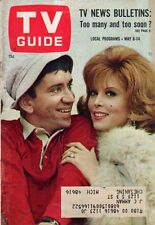 1965 TV Guide May 8-Bicycles;Gilligan's island;Douglas Fairbanks;Sharyn Hillyer