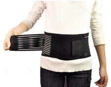 Deluxe Self Heating Waist Brace Support Belt Lower Pain Lumbar Magnetic Therapy