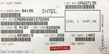 Intel CM8064601575204 SR1QY Xeon Processor E3-1286L v3 8M Cache (1 Tray CPU)