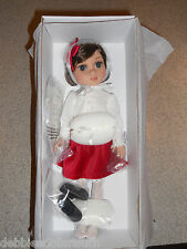 "NRFB Tonner 2015 Convention Patsy Ann Red Velvet 14"" Doll"
