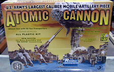 Renwal/Revell 1/32 ATOMIC CANNON 85-7811 SEALED