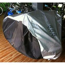 Bike Cover Waterproof Bicycle Cycle Outdoor Rain Protector for 3 Bikes Nylon