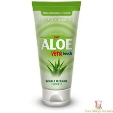 Lubrificante gel intimo anale vaginale aloe vera 2 in 1 touch 100 ml no durex