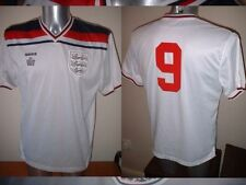 England Admiral Adult L Vintage Football Soccer Shirt Jersey Retro 82 Rare Top