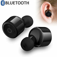 Mini Twins Wireless V4.2 CSR Stereo Bluetooth Earphone Headset Kopfhörer Earbuds