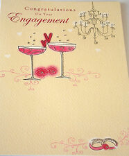 Congratulations on your Engagement Card by Just Write. 15 available.