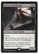 MTG Shadows over Innistrad Rare Markov Dreadknight, NM NBP