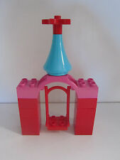Lego Duplo Princess Castle Playground Swing Set Bricks Flower Lot Set     NEW