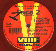 JOHNNY D & NICKY P  - Face 2 EP - Vibe Music