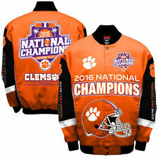 Clemson Tigers 2016 NCAA National Football Championship Jacket - Adult 3XL
