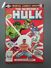 Incredible Hulk King-Size Annual #10 VF NM Marvel 1981 Captain Universe!