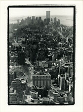 Photo New York Manhattan World Trade Center 1988
