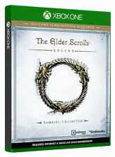 THE ELDER SCROLLS ONLINE TAMRIEL UNLIMITED Xbox one NEW SEALED FAST DISPATCH