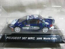 PEUGEOT 307 WRC 2006 Monte Carlo SS.8.5 1:64 Scale CM's Rally Car Collection