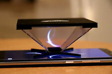 CHRISTMAS GIFT HOLOGRAM PYRAMID FOR IPAD / ANDROID TABLET 7-12 INCH GEEK GADGET