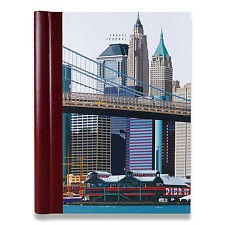 Leslie Gerry - New York Pier 17 Travel Journal/Notebook