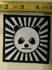 Bad Panda Square  Morale Patch, TAD, Triple Aught Design, PDW,