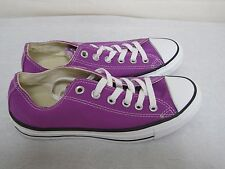 New! Mens Converse Chuck Taylor Ox Shoes Style 139793F Size 5 Purple 52L