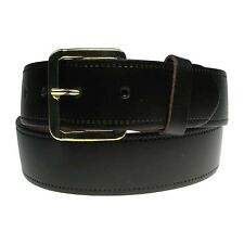 Unbreakable Strong 100% Real Leather Big Sizes Handmade In UK Jeans Trouser Belt