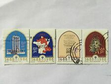1988 South Africa Nice Stamps Set . SC 710-713
