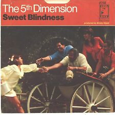 5th DIMENSION--PICTURE SLEEVE ONLY---(SWEET BLINDNESS)---PS--PIC--SLV