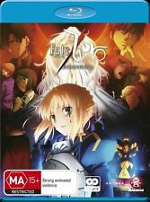 Fate/Zero : Collection 2 (Blu-ray, 2014, 2-Disc Set) BRAND LIKE NEW