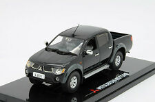 Vitesse Mitsubishi L200 Warrior Crew Pick Up Truck 1/43 Dealer Ed Rare Sun Star
