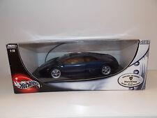 1/18 HOTWHEELS LAMBORGHINI MURCIELAGO SCALE DIECAST MODEL CAR LIKE MAISTO BURAGO