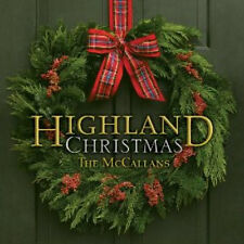 Highland Christmas - The McCallans - Traditional Carols (CD 2013) New/Sealed