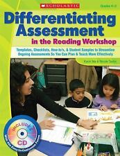 Differentiating Assessment in the Reading Workshop: Templates, Checklists, How-t