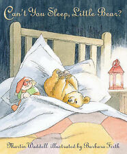 Can't You Sleep, Little Bear, Martin Waddell, Barbara Firth, Excellent Book