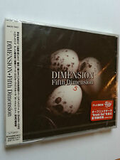 "DIMENSION  ""Fifth Dimension"" japan fusion band"