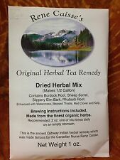 Essiac Tea- Original Herbal Tea Remedy