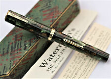 Vitge Nr Mint - WATERMANS LADY PATRICIA Fountain Pen - Box/Inst - 1932 - Canada