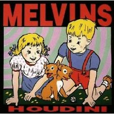 MELVINS - HOUDINI CD HEAVY METAL 13 TRACKS NEU
