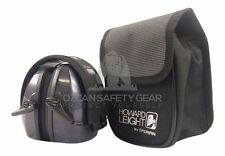 Howard Leight Earmuff Muff L2F FOLDING 27dB Safety Hearing Protect w/Belt Pouch