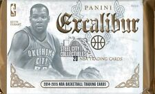 2014-15 Panini Excalibur Basketball Blaster 20-Card Pack