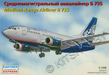 Eastern Express 1/144 Boeing 737-500 Aeroflot-Nord Civil Airliner