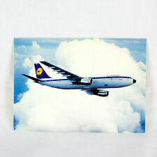 Lufthansa - Airbus A300 - Aircraft Postcard - Top Quality - Airline Issue