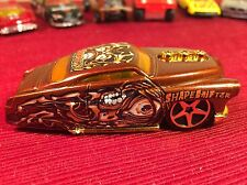 RARE SHAPE SHIFTER '49 MERC MERCURY * Root Beer Brown * 2003 HOT WHEELS
