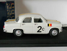 Alfa Romeo Giulietta Berlina Rally 1955 Rio SLO34 1/43 Mint Condition