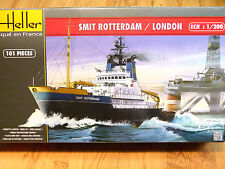 Heller 1:200 Smit Rotterdam/London Salvage Tug Boat Model Kit