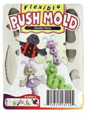 Sculpey Push Mold - Garden Party