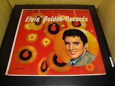 Elvis Presley Golden Records LP Record RCA Victor LPM-1707 Very Good Hound Dog