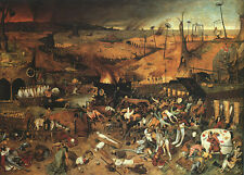 The Triumph of Death by Bruegel the Elder