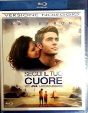 Blu Ray  SEGUI IL TUO CUORE  ......NUOVO
